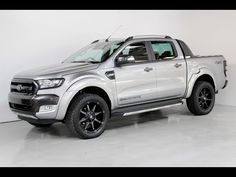 """Ford Ranger Wildtrak Facelift with Flares and 20"""" alloys - www.teamhutch..."""