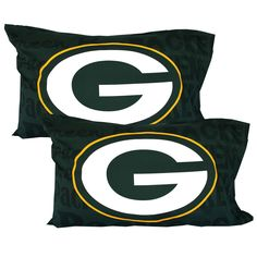 NFL Eco-friendly Bay Packers Pillow case Set Football Anthem Bed linen - http://www.freetimebonanza.com/?product=nfl-green-bay-packers-pillowcase-set-football-anthem-bedding