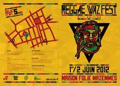 Reggae Waz Fest V - Hello iaco