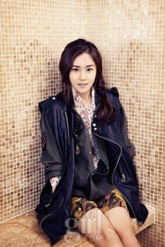 Gayoon for Vogue Girl