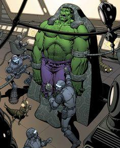 Hulk by Jim Starling