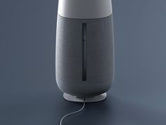 The Belyse air purifier is a part of that era of products that celebrates 'form follows emotion'. The designer raises the question that everything in the