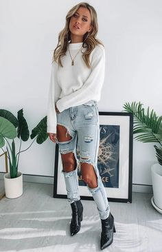 2020 Damen Jeans New Look Jeans Braune Jeans Burgunder Jeans - Rosewew, Teenage Outfits, Winter Fashion Outfits, Fall Winter Outfits, Teenage Clothing, Spring Outfits, Cold Weather Outfits, Junior Fashion Outfits, Outfits For Rainy Days, Dresses For Winter