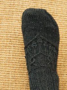 Vaihteeksi sukkia