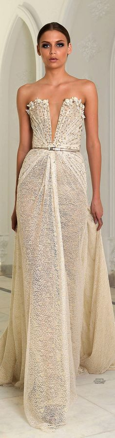 Abed Mahfouz Haute Couture Fall-winter 2014-2015