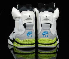David Robinson's Nike Air Force