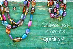 Joyeria en ámbar de Chiapas, diseños de Lucia Baraibar
