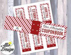 Printable Sexy Coupon Book
