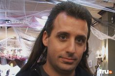 Joe from Impractical Jokers knows a thing or two about glitter and mullets!