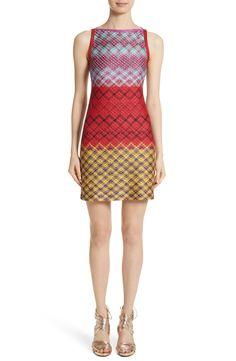 Main Image - Missoni Multi Pattern Knit Dress Pattern Mixing, Nordstrom Dresses, Missoni, Knit Dress, Dresses Online, Nice Dresses, Knitting Patterns, Womens Fashion, How To Wear