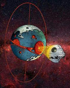 Unicron vs Death Star
