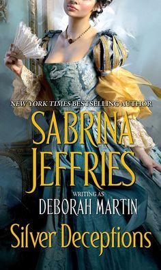 Silver Deceptions (Restoration Series, #2) - Sabrina Jeffries