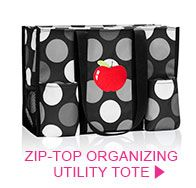 Give teachers something they'll really appreciate - the Thirty-One Zip-Top Organizing Utility Tote personalized for them! #teachergifts #thirtyone #tote