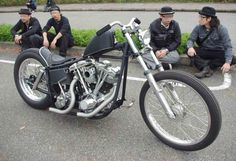 shovelhead  this is so clean all the wiring and break lines must be internal