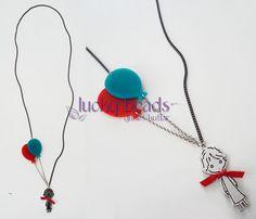 lucky beads by Güneş Kutlar - Kolye 448