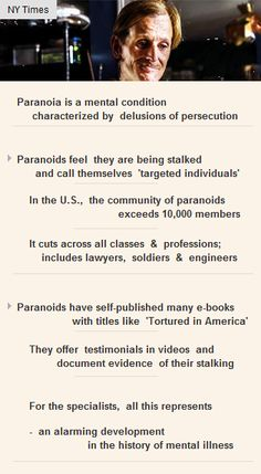 In the #US community of #paranoids exceeds 10k #members #health #mentalhealth #psychiatry http://arzillion.com/S/SbdAd6