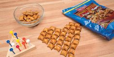 You'll love Cracker Barrel's selection of classic treats and snacks for the road. Pick some up during your next visit to the old country store.