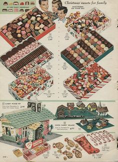 1957 - Sears Christmas Catalogue