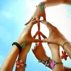 Pace in casa, pace nel mondo.