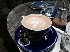 Good coffee at Alchymista