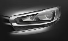 Citroën Previews China-Exclusive C-Quatre Sedan With Official Design Sketches