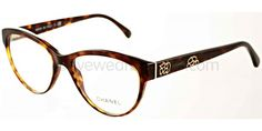 Chanel CH 3256 Chanel CH3256 714 Havana New In : View the Latest 2012 Chanel Eyeglasses Collection Online from EyewearBrands