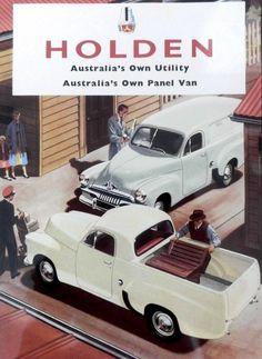 FJ Holden Specifications