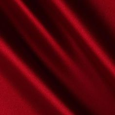 Silky Satin Charmeuse Lipstick Red from @fabricdotcom  This very lightweight and ultra soft charmeuse satin has a beautiful hand and drape.  It is appropriate  for blouses, dresses and skirts - especially on the bias.  It is also perfect for flirty lingerie.