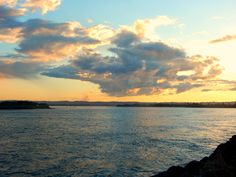 sunset on the Richmond river Ballina 1st July 2015