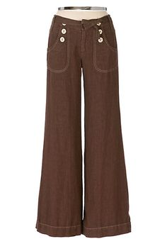 Broom Closet Trousers #anthropologie **For reference only