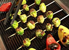 The Best Grilled Brussels Sprouts Recipe – Healthy Recipes
