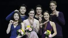 La saison parfaite deTessa VirtueetScott Moirse poursuit. Les spécialistes de la danse sur glace ont décroché la médaille d'or du...