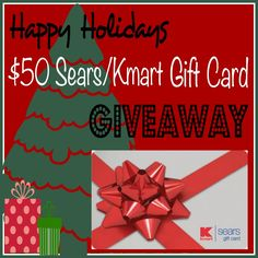 sears kmart gift card giveaway