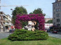 Charleroi (Belgique) Boule et Bill