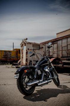 Dyna® - Harley-Davidson MY2015 Press