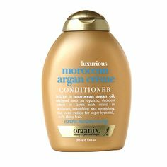 Organix Conditioner, Moroccan Argan Creme best hair product - I alternate with the renewing morrocan oil shampoo/conditioner/masque organix products - best on the market for the price