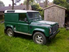 1992 LAND ROVER DEFENDER 90 for sale, £5500 | http://www.lro.com/detail/cars/4x4s/land-rover/defender-90/57401