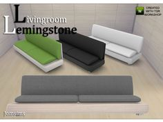 jomsims' sofa lemingstone