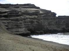 South Point (Ka Lae) and Green Sand Beach