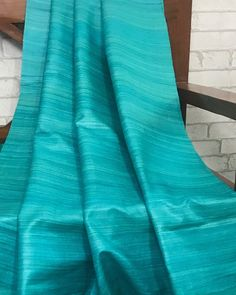 Currently due to situation only DHL Express shipping option is available from India, and DHL will deliver in business days to any destination around the world. Indian Silk Sarees, Mehndi Designs, Costume Dress, Silk Fabric, Teal Blue, Dress Making, Gowns, Pure Products, Silk Dress