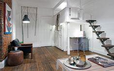 Especial pisos pequeños: 6 miniapartamentos para aprovechar el espacio | DECOFILIA.com