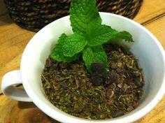 Organic Loose Leaf Peppermint Patty Tea  Mint by StFiacresFarm