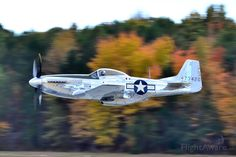 Photo of North American P-51 ✈ FlightAware