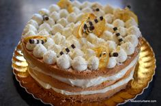 Pastry Cake, Eat Dessert First, Dessert Recipes, Desserts, Cake Cookies, Cheesecake, Good Food, Food And Drink, Ice Cream
