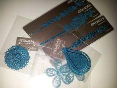 4you4ever Design Parure: Light Blue