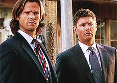 SPNG Tags: Sam / Dean / Mullet / Gross / semi-sturgeon face / Not enough to be in the category, though /  Looking for a particular Supernatural reaction gif? This blog organizes them so you don't have to spend hours hunting them down.