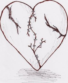 ... Cool Drawing Ideas Easy Cool Drawings Ideas Hearts 3 Decoration ...