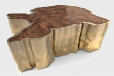 """""""The SEQUOIA Center Table is simply stunning"""" on Dalliance Design Blog"""