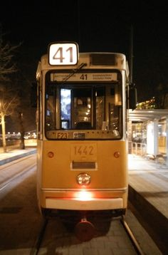 Tram number 41 is a good option for someone who wants to quickly and easily see the panorama of the Buda side of the Danube.
