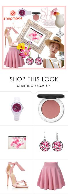 """""""snapmade"""" by meri55 ❤ liked on Polyvore featuring Gaia, Alexandre Birman and Disney"""